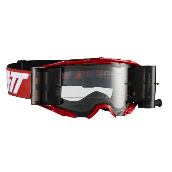 Velocity 6.5 Goggles mit Roll-Off System - Rot