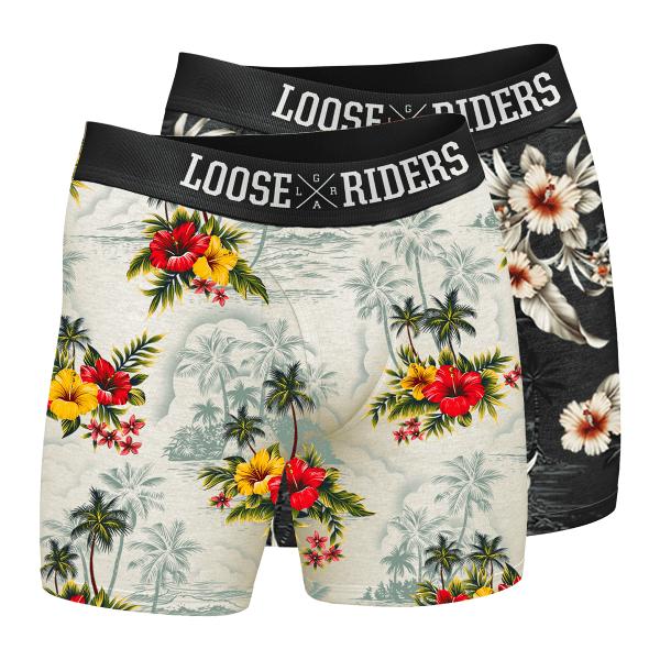 "Boxershorts ""Pacific Islands"" -"