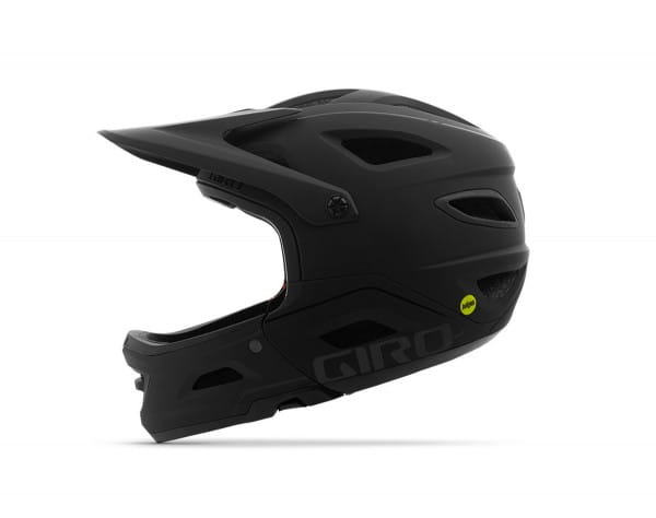 Switchblade Mips Helm DH - Black