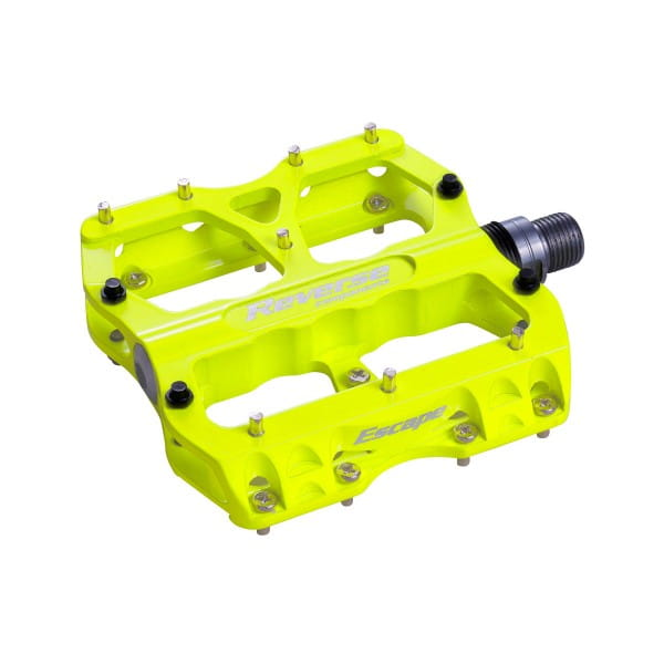 Escape Plattform Pedal - neongelb