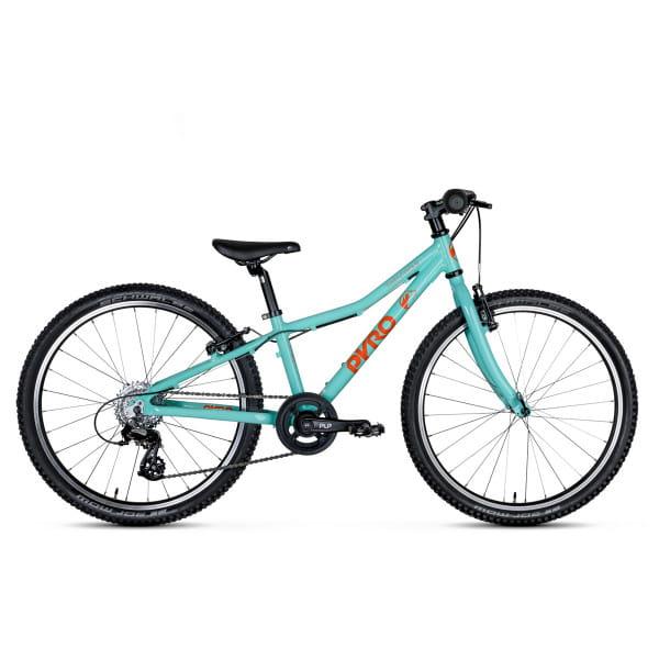 Twentyfour Small - 24 Inch Kids Bike - Mint