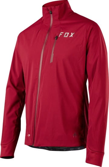 Attack Pro Fire Softshell Jacke - red