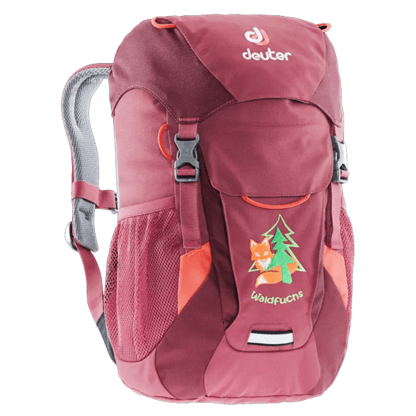Waldfuchs - Kinder - Rucksack - Rot