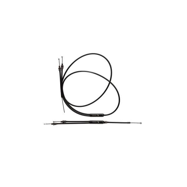 G1 Gyro Zweiteiliges Bremsleitungs Set - Schwarz