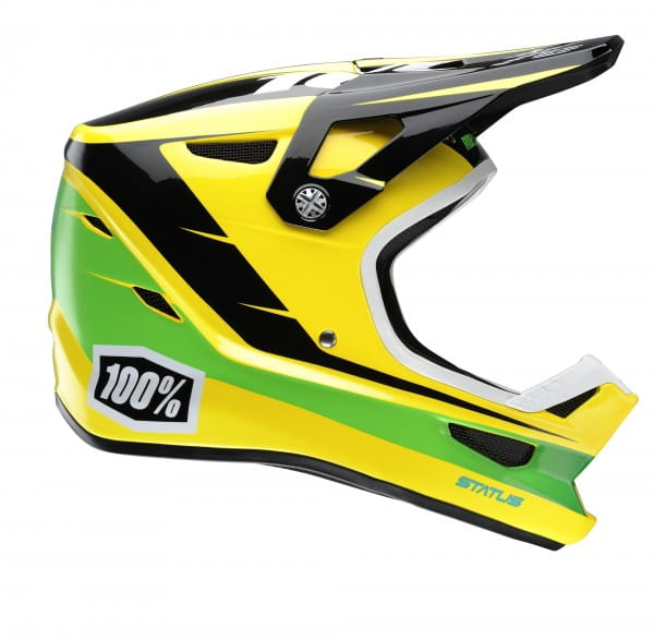 Status Helm - D-Day Yellow