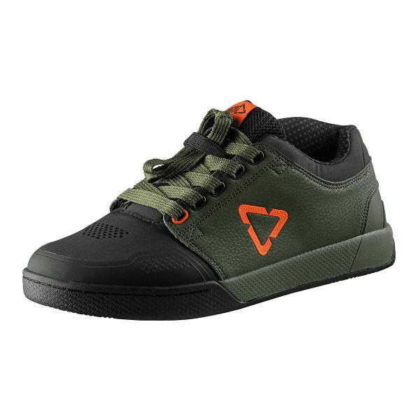 DBX 3.0 Flat Pedal Shoe - Green