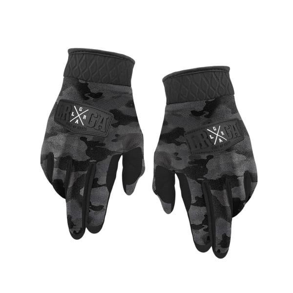 Winter Handschuhe - Black Camo