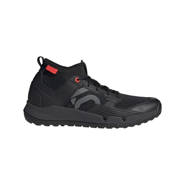 Trailcross XT Men's Shoes - Black / Gray / Red