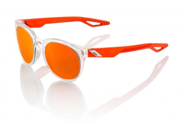 Campo Sonnenbrille - Mirror Lense - Orange