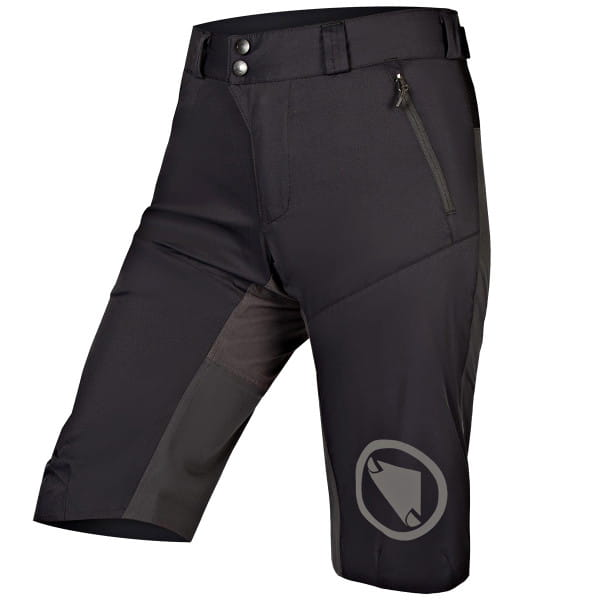 Damen MT500 Spray Shorts II - Schwarz