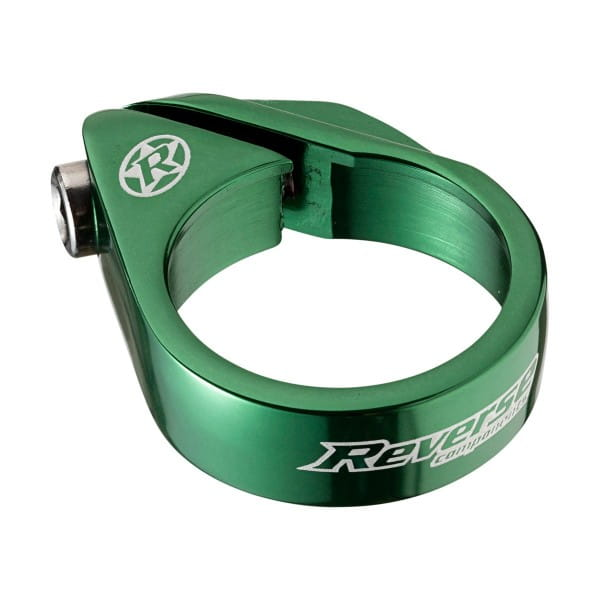 Bolt Sattelklemme - 34,9mm - dark green