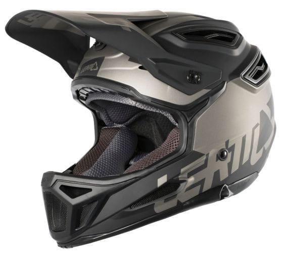 Helm DBX 5.0 Composite 2018 - black-grey