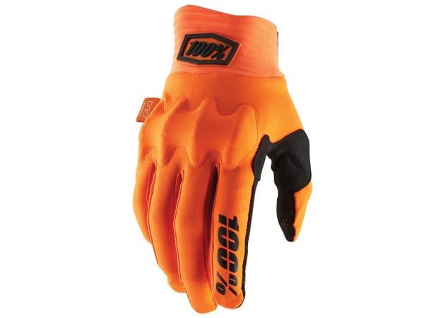 Cognito Handschuh 2018 - Orange/Schwarz