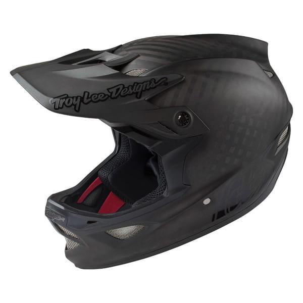 D3 Carbon MIPS Fullface Helm Midnight Black