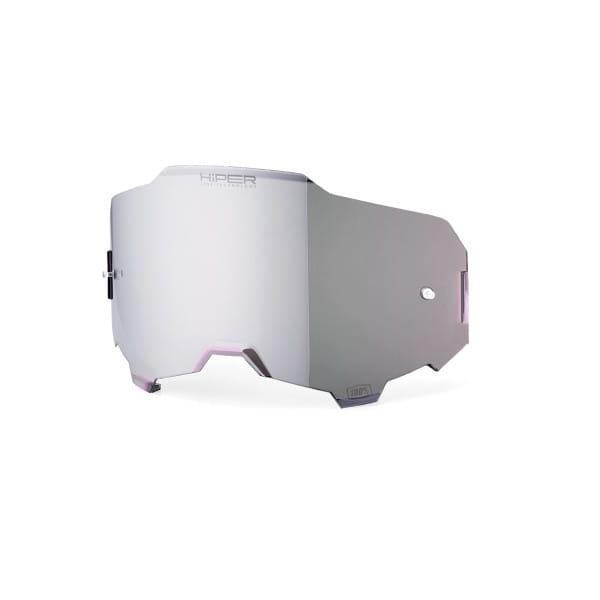 Armega HiPER Anti-Fog Ersatzlinse - Silber verspiegelt