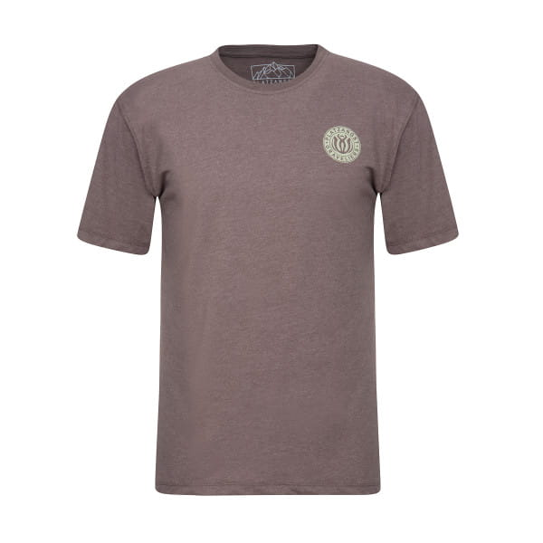 Explore T-Shirt - Braun