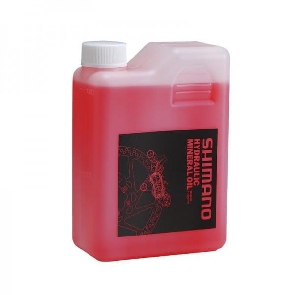 Mineralöl für Shimano Scheibenbremsen