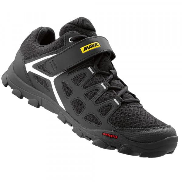 Crossride Schuh - schwarz/weiss