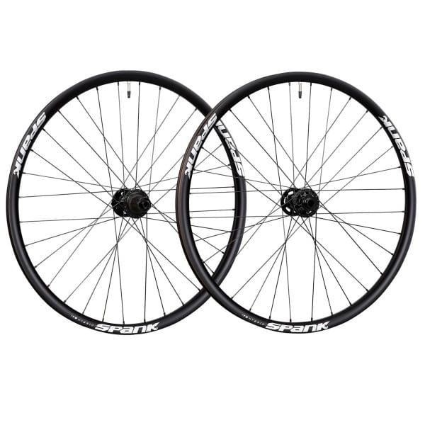 Oozy Trail 395+ wielset 27,5 inch - zwart