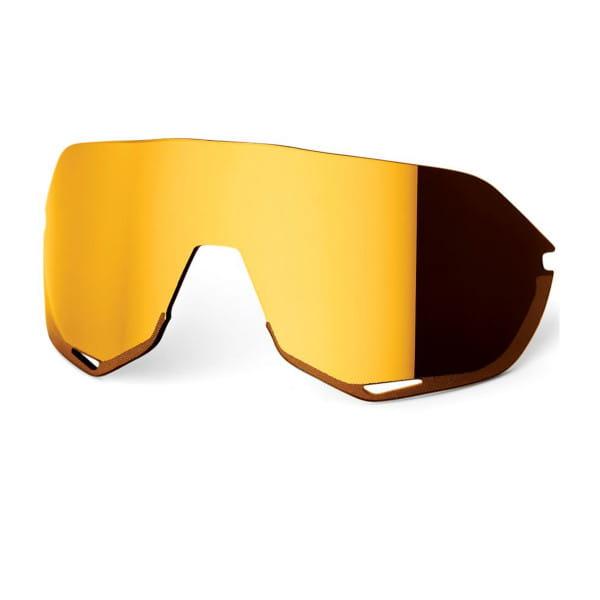 Ersatzlinse Verspiegelt für S2 - Gold