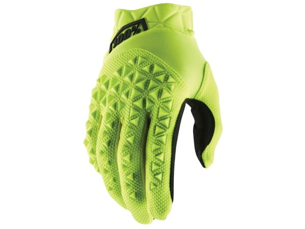 Airmatic Youth Glove - Gelb/Schwarz