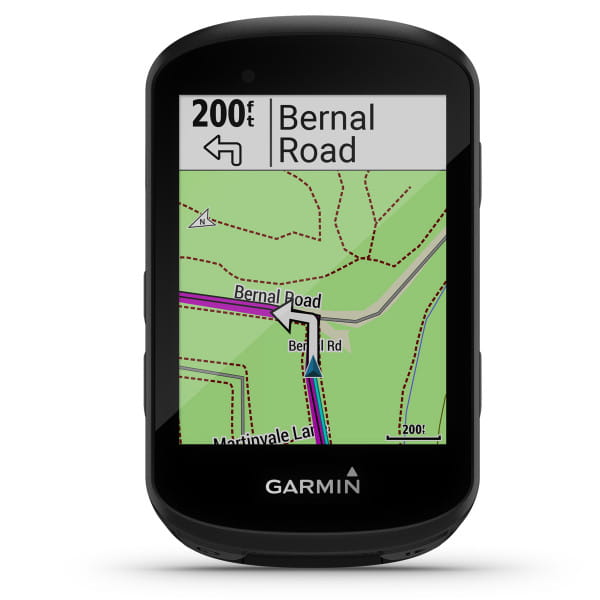 EDGE 530 - GPS-Fahrradcomputer - Schwarz