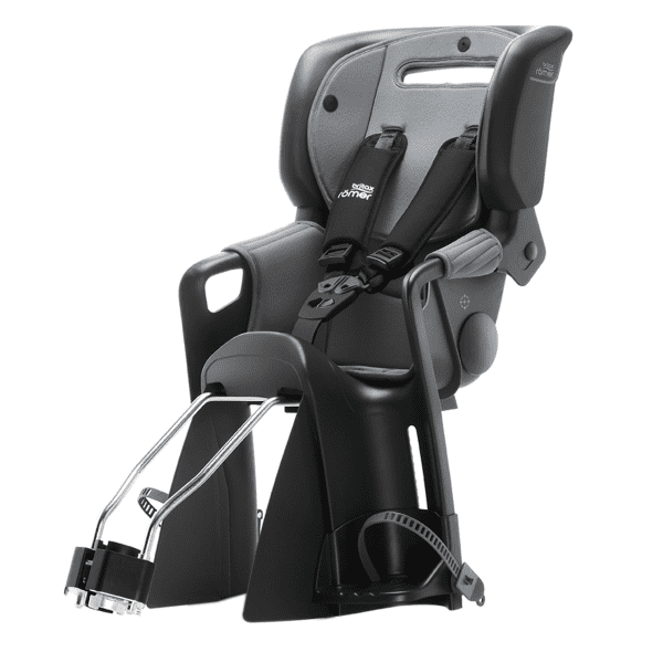 Jockey Comfort 3 Kindersitz - Schwarz/Grau