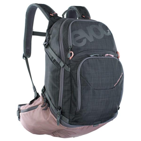 Explorer Pro 26 L - Rucksack - Grau/Pink