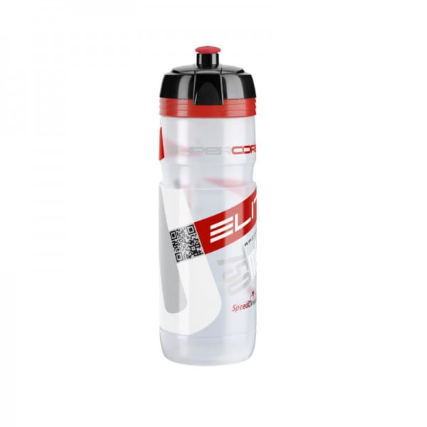 Trinkflasche Corsa New Elite Design 750 ml - rot