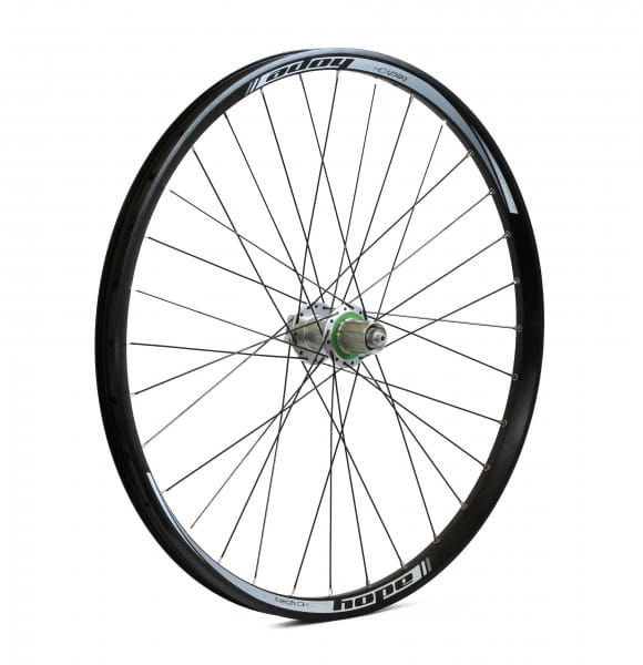 Tech DH-Pro 4 Rear Wheel - silver