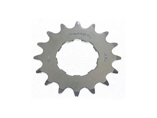 Shimano Vélo Pignon DXR cs-mx66 14 Dents Chrome