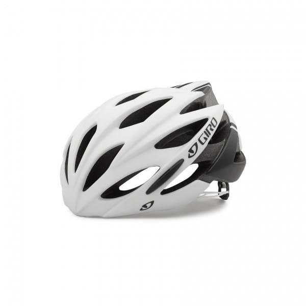Savant Helm - matte white/black