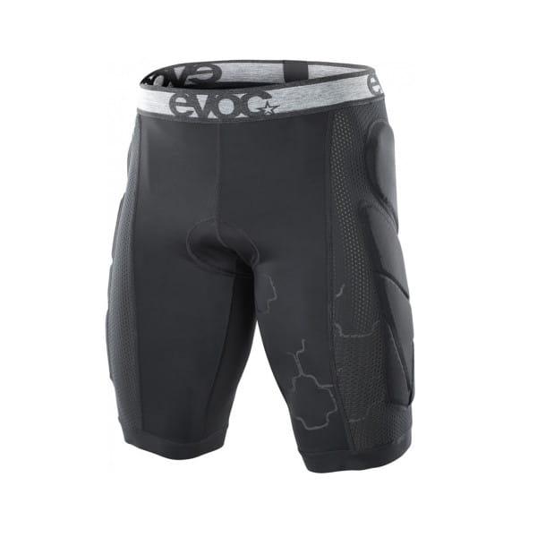Crash Pants Pad - Kurze Protektorenhose - Schwarz