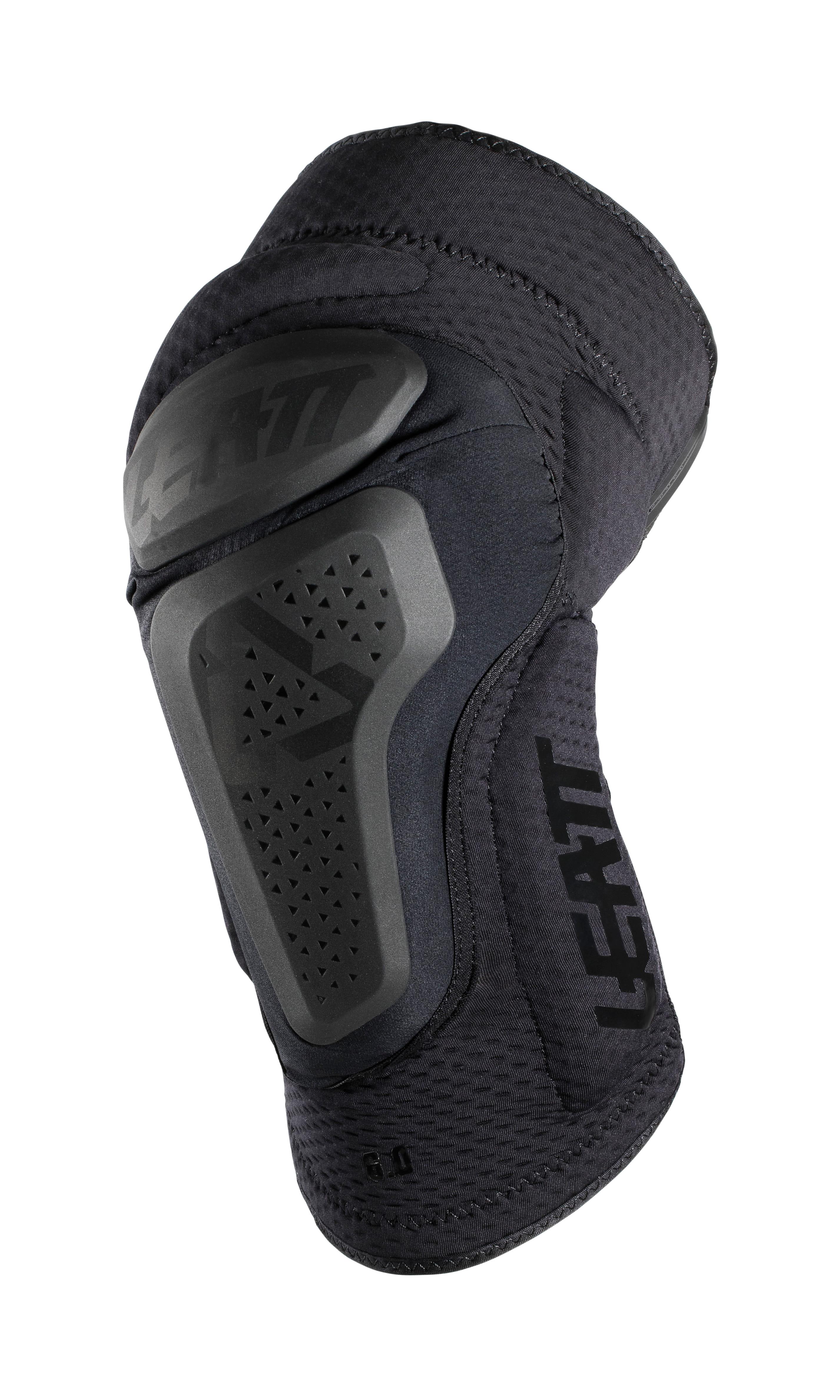 Leatt Forearm Elbow Protectors Hard Shell Schwarz