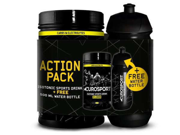 Eurosport Actionpack - Lemon - incl. Bottle