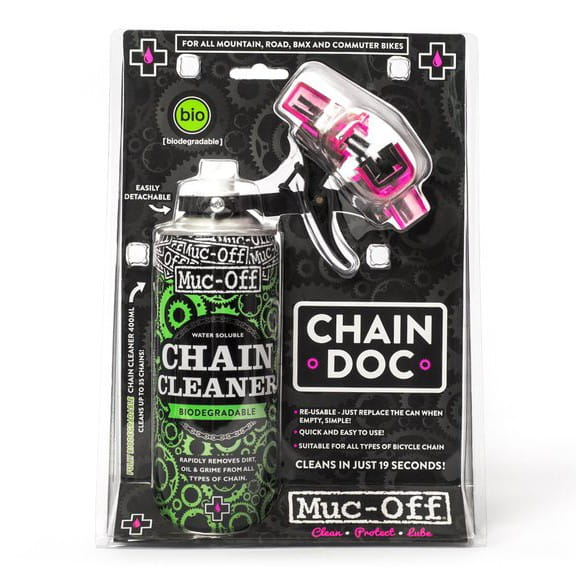 Chain Doc + 400ml Chain Cleaner
