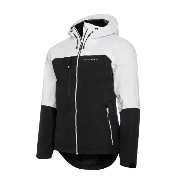 Alopex Jacke - Weiß/Schwarz