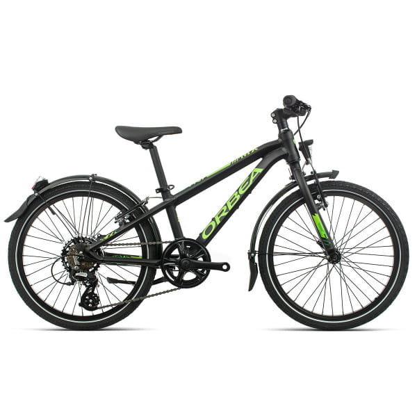 MX 20 Park - Schwarz/Grün - 2020