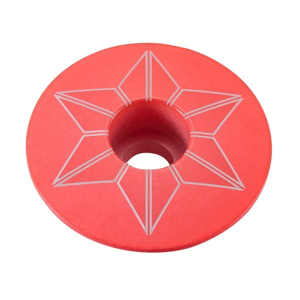 Star Cap Aheadkappe - Hot Pink