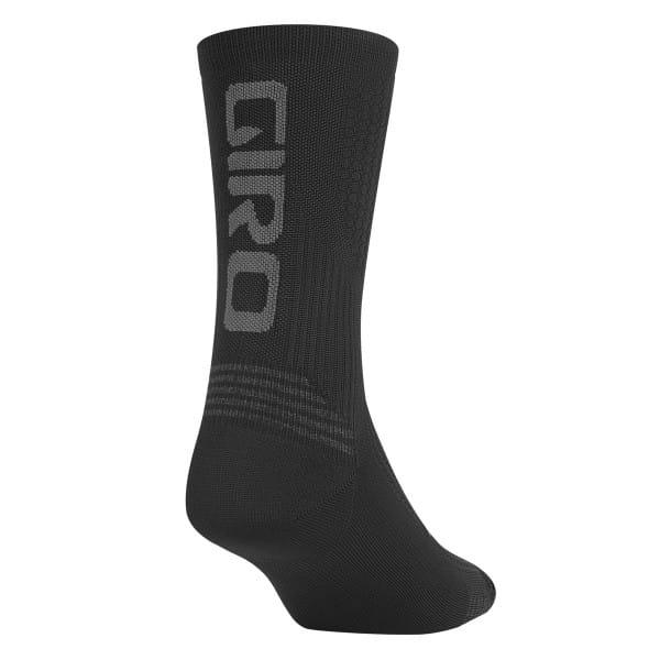 HRC + Grip Socken - Schwarz/Grau
