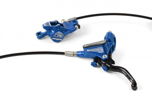 Tech 3 X2 Scheibenbremse - blau