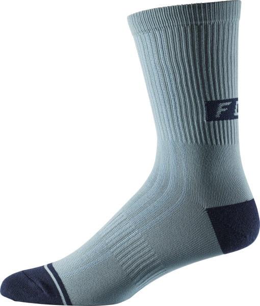 "8"" Trail Socken - Hellblau"