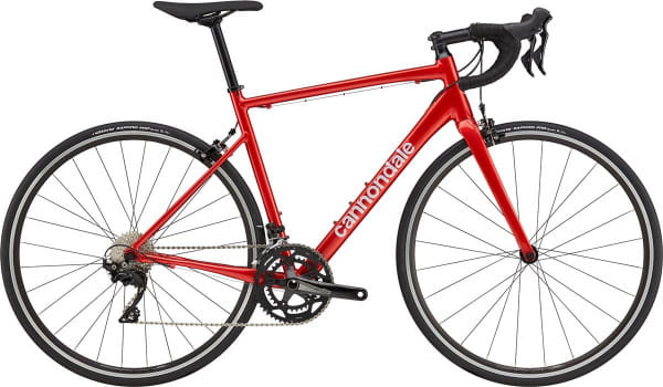 CAAD Optimo 1 Candy Red