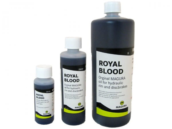 Royal Blood Hydrauliköl