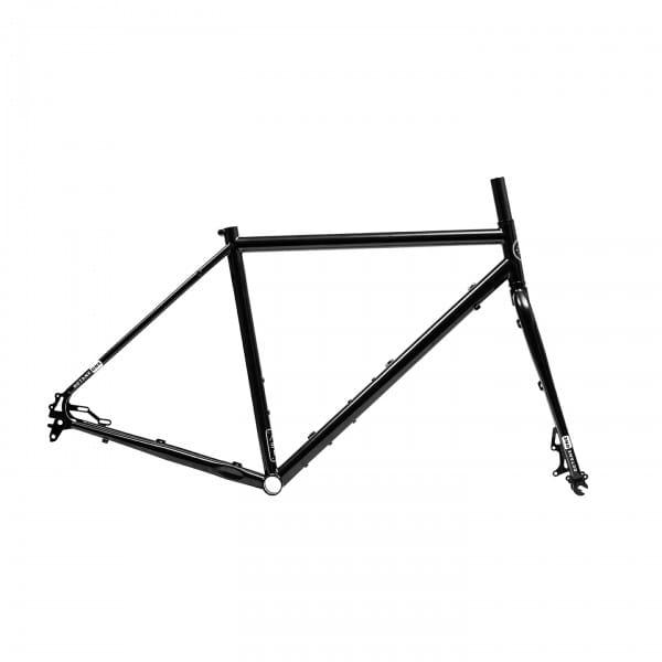 Kode Commuter/Cross Rahmenset - black
