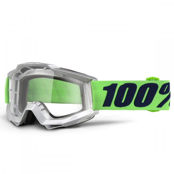 Accuri MX Goggle - Nova Clear Lens