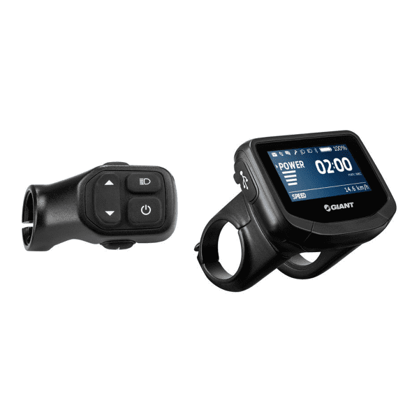 E-Bike RideControl Evo - Bedieneinheit & Display 31,8 mm/35 mm