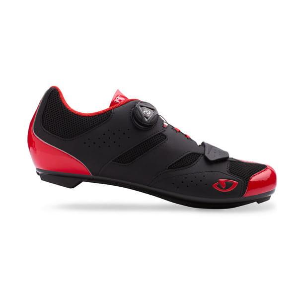 Savix - black red