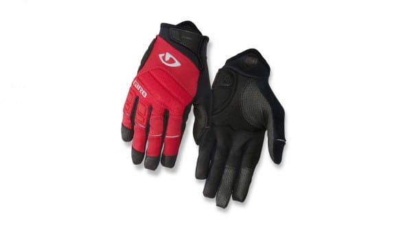 Xen Handschuhe - Dark Red/Black/Gray