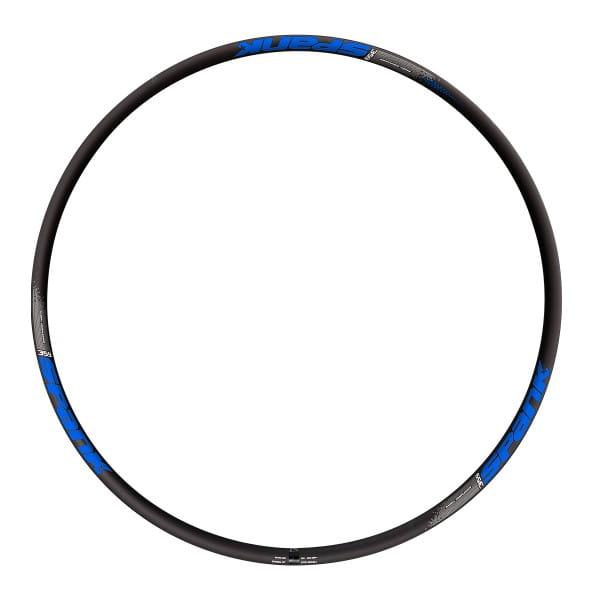 359 Vibrocore Felge - 32 Loch - 29 Zoll - Schwarz/Blau